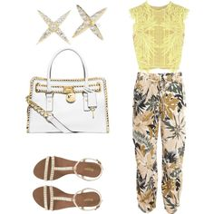 Xcode by ramona-damian on Polyvore featuring polyvore, fashion, style, Erdem, rag & bone, Michael Kors and Elizabeth and James