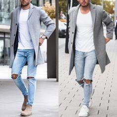 #menfashion #wintercoat #coatsformen #wintertrend
