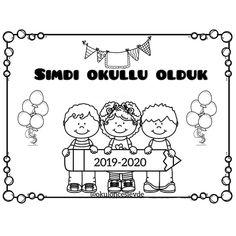 Turkish School, First Day Of School, School, First Day Of Class, First Day School