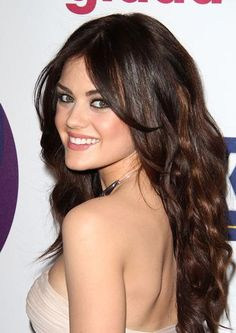 Lucy Hale Hairstyle Pretty Little Liars ~ Krazy Fashion Rocks