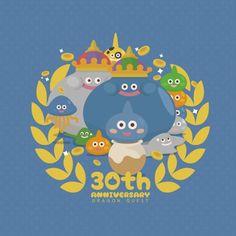 #DQ30th #ドラゴンクエスト #30周年 #dragonquest #illust