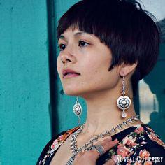 Farrah Dangle Earrings