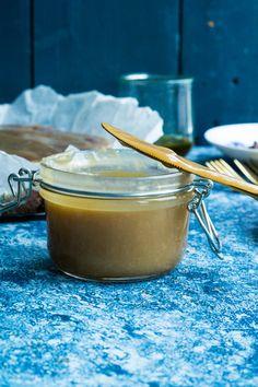 karamel lavet af kokosmælk