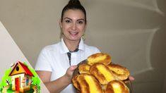 Pão Doce com Creme igual ao de Padaria Culinaria-em-Casa