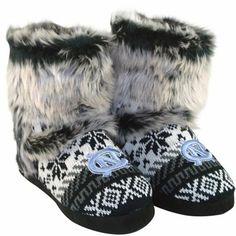 North Carolina Tar Heels (UNC) Women's Knit Bootie