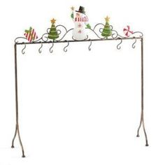 Horizontal Christmas Stocking Holder Stand. Like This Much Better Than  Hanging Them From Our DVD Cabinet. :) | Home Inspiration | Pinterest |  Stands, ...