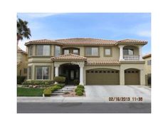 Call Las Vegas Realtor Jeff Mix at 702-510-9625 to view this home in Las Vegas on 3821 CRANBROOK HILL ST, Las Vegas, NEVADA 89129 which is listed for $382,500 with 4 Bedrooms, 3 Total Baths  and 4861 square feet of living space. To see more Las Vegas Homes & Las Vegas Real Estate, start your search for Las Vegas homes on our website at www.lvshortsales.com. Click the photo for all of the details on the home. Realtor Websites, Las Vegas Homes, Las Vegas Real Estate, Square Feet, Nevada, Baths, Living Spaces, Bedrooms, New Homes