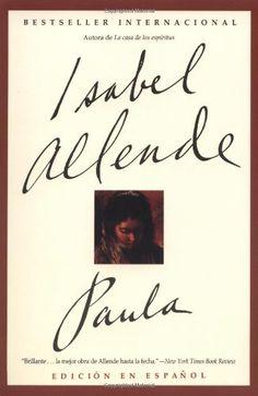 Bestseller Books Online Paula (Spanish Edition) Isabel Allende $11.19  - http://www.ebooknetworking.net/books_detail-0060927208.html