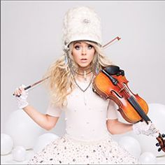 NOV 22 @ Cobb Energy - Lindsey Stirling – Warmer in the Winter Christmas Tour