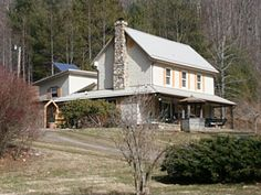 Sold for $220,000 - was $229,000 - Built in 1880 - 20 minutes from Boone, comes with 10 acres - 519 Michael Rd, Trade, TN 37691