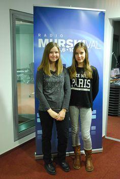 Mala radijka Nina Bohnec je danes v oddajo povabila zgovorno Julijo Žižek, atletinjo in folkloristko ter odlično učenko 8. razreda osnovne šole Beltinci.