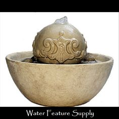 Come see us at https://www.waterfeaturesupply.com/waterwalls/tabletop-water-fountains.html for more information on these wonderful desktop waterfalls.    Designed to sit on your counter-top, this fountain transforms your hardworking student's desk into a knowledge flowing oasis.