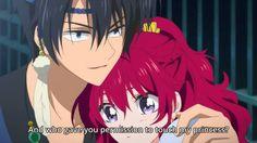 Akatsuki no Yona: HIS princess. Yes! His. She was always HIS princess. Ohmagod I'm shipping them so hard!