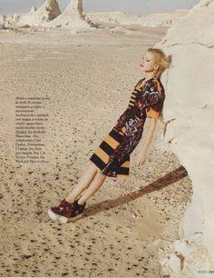 desert fashion