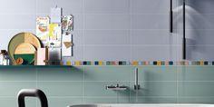 PIASTRELLE PLAY, bathroom modern ceramica double-fired wall tile [AM PLAY 5]