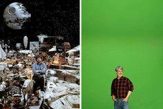 George Lucas 80's vs 10's