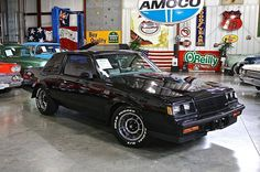 Displaying 1 - 15 of 18 total results for classic Buick Grand National Vehicles for Sale. Grand National For Sale, Buick Grand National Gnx, 1987 Buick Grand National, Pontiac Firebird, Pontiac Gto, Car Pictures, Car Pics, Gm Car, Buick Regal
