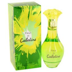 Cabotine Fleur Edition by Parfums Gres Eau De Toilette Spray 3.4 oz (Women)