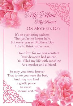 birthday in heaven mom - Google Search