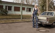 Lara Stone Fronts H&M Autumn Campaign | Fashion News | Grazia Daily