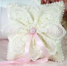Wedding Rings – Page 4 – Modern Jewelry Ring Bearer Pillows, Ring Pillows, Wedding Ring Cushion, Wedding Pillows, Wedding Crafts, Wedding Decorations, Inexpensive Wedding Favors, Crochet Flower Tutorial, Baby Fairy