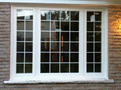 Imperial Windows and Doors Toronto, Toronto ad Casement Windows, Windows And Doors, Exterior Design, Interior And Exterior, Window Boxes, Window Ideas, House Window Design, Window Replacement, Grill Design