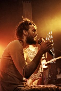 Alexander Ebert / Edward Sharpe and the Magnetic Zeros @ Manchester cathedral