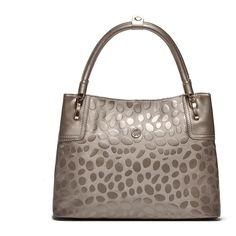 Women's Dots Print PU Shoulder Bag