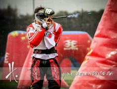 Gotta check out the website, they do amazing pictures of all professional paintball events