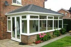 8 Genuine Clever Hacks: Black Roofing Architecture shed roofing entry.Shed Roofing Entry. Bungalow Extensions, Garden Room Extensions, Kitchen Extensions, Enclosed Patio, Screened In Patio, Tiled Conservatory Roof, Extension Veranda, Rear Extension, Four Seasons Room