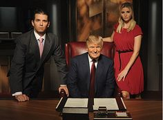 Love the Trumps and Celebrity Apprentice!