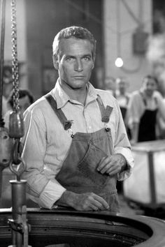 "Paul Newman-film, ""The Macintosh Man"" -1973"