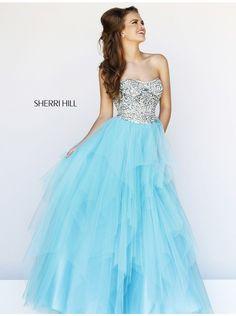 Sherri Hill 11085 Prom Dress 2014