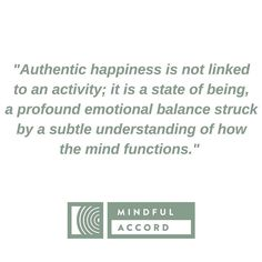 From Matthieu Ricard. Learn the skills and develop the habits.