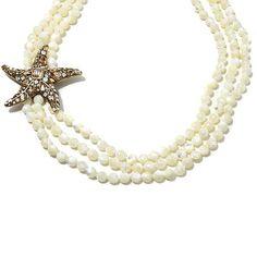 "Heidi Daus ""Star Worthy"" 3-Strand Station Necklace"