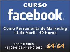 GESTÃO  ESTRATÉGICA  DA  PRODUÇÃO  E  MARKETING: CURSO: FACEBOOK COMO FERRAMENTA DE MARKETING