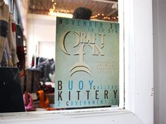 Why It's Cool to Shop Craft Fairs for Christmas >> http://blog.diynetwork.com/maderemade/2014/12/12/why-its-cool-to-shop-craft-fairs-for-christmas/?soc=pinterest