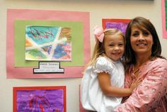 EC held their first gallery opening of the school year, showcasing amazing artwork!