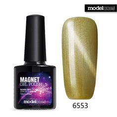 Aliexpress.com : Buy Modelones 1Pcs 10ml 3D Magnetic Gel Nail Polish Soak off UV…