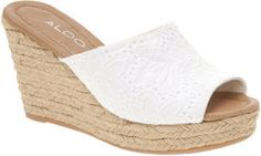 178174f44a9b Click the pic! These lovely wedge sandals will be perfect to accent your  daytime and nighttime looks. Only  29.99 on sale now!