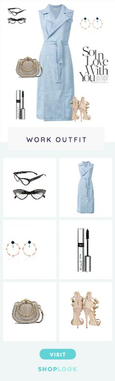 Monday Blues created by streetglamour on ShopLook.io perfect for Work. Visit us to shop this look.
