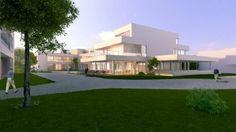 Architectura - Een aangename oude dag in het Felix Brouwershof dankzij SheCi.be