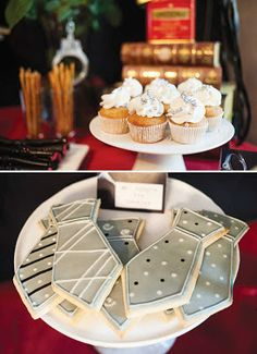 ideas : 50 shades of grey party  tellastella / Tella S Tella Bachelorette Party Decorations, Bachelorette Party Planning, Adult Birthday Party, 25th Birthday, Birthday Ideas, 50th Party, Valentines Day Party, 50 Shades Party, Pure Romance Party
