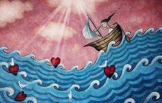 Freiheit kann nur existieren, wenn auch die Liebe existiert. Wer sich komplett hingibt, wer sich frei fühlt, der liebt am intensivsten.