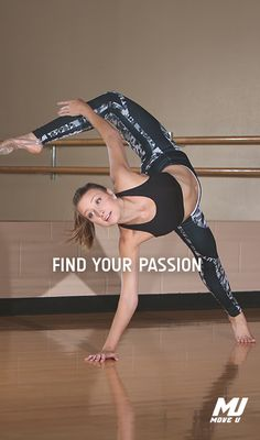FIND YOUR PATH | MOVE U 360º Legging - 360º of support and movement