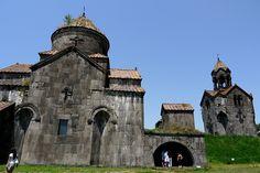 Haghpat Monastery, Lori Province, Armenia (2)- The Church of Sourb Nshan