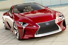 Lexus LF-LC concept car   YA BUDDAY