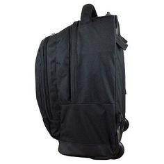 NFL Jacksonville Jaguars Premium Wheeled Backpack - Black, Durable