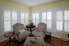 with panel blinds