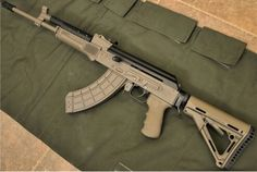 112 Best AK47 build images in 2019 | Firearms, Guns, ammo